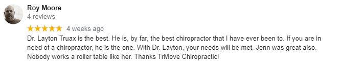 Chiropractic Savannah GA Patient Testimonial at TruMove Chiropractic Wellness